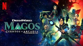 Magos: Cuentos de Arcadia (2020) - Netflix | Flixable